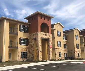 Beautifully colorful exteriors..., Fairway Landings at Plum Creek Apartment Homes