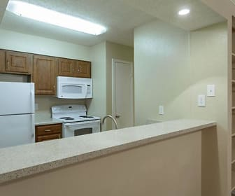 Kitchen, Canyon Ridge Apartments