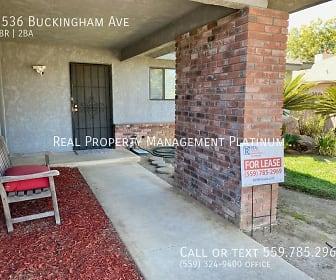 1536 Buckingham Ave, Reyburn Intermediate School, Clovis, CA