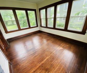 Living Room, 1321 Clark St