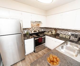 Kitchen, Sutter Ranch
