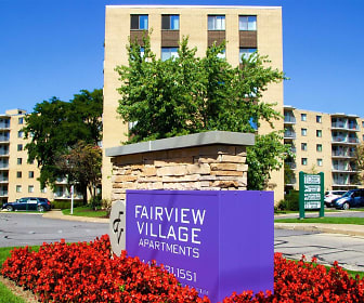 Fairview Village, Rocky River, OH