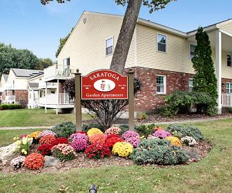 Saratoga Garden Apartments, Skidmore College, NY