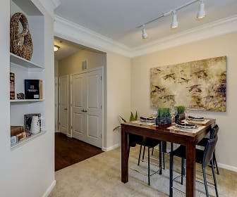 Dining Room, The Elms at Odenton