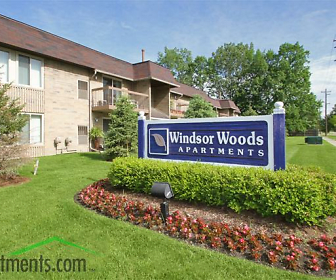 Windsor Woods Apartments, Salem High School, Canton, MI