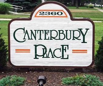 Canterbury Place Apartments, Lee Burneson Middle School, Westlake, OH