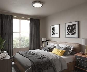 Living Room, Icon Apartment Homes at Ferguson Farm Phase I