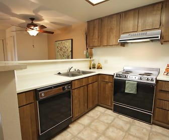 Kitchen, Redfield Ridge