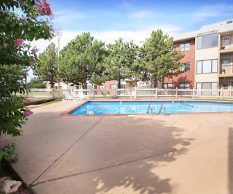 Pool, Eagle Crest Apartments