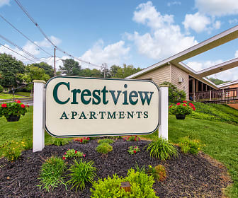 Crestview Apartments, Oil City, PA