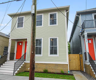 Room for Rent - Newly Built home in Central City, Howard Ave. At Carondelet - NORTA, New Orleans, LA