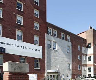 St. Francis Apartments, Health Institute of Louisville, KY