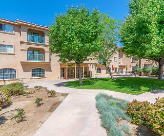 Lancaster Village Senior Apartments, University of Antelope Valley, CA