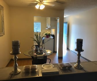 Dining Room, The Zelma Apartments