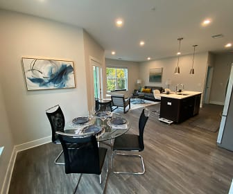 Dining Room, The Rise Pine Hills