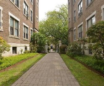 Clemens Place Apartments, West End, Hartford, CT