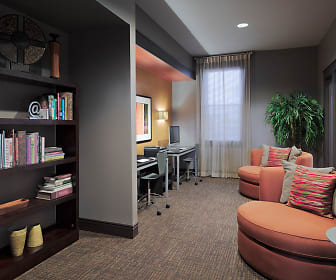 Living Room, Aura at Towne Place