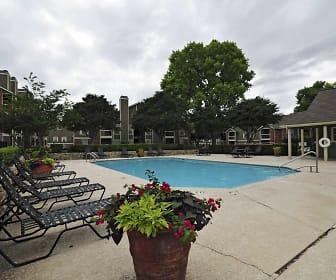 Pool, Westchase Apartments