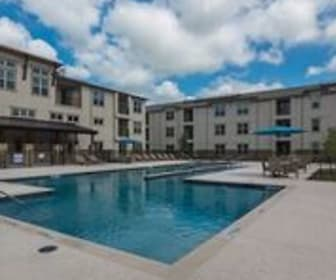Pool, The Aspens at Bedford Falls - Active Adult Community
