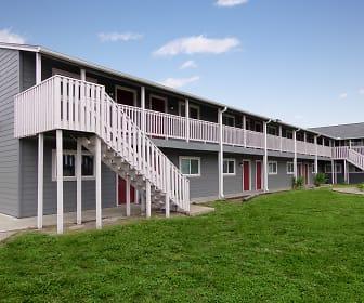 Building, St. Laurent