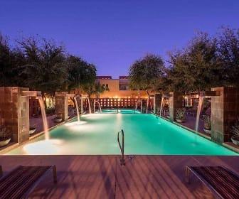 Pool, Shade at Desert Ridge