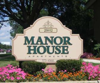 Community Signage, Manor House