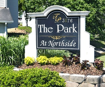 Exterior-Community Signage, The Park At Northside Apartment Homes