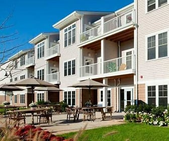 Ocean Shores Apartments, Ocean Bluff-Brant Rock, MA