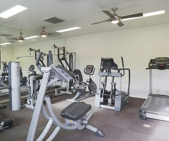 Fitness Weight Room, Springhill