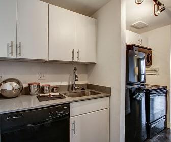 Kitchen, Town Residences