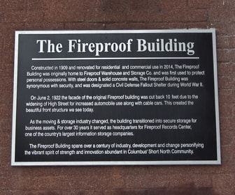 The Fireproof, Short North, Columbus, OH