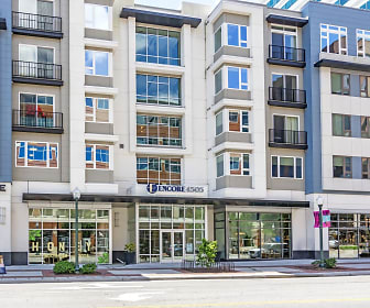 Encore 4505 at Town Center Apartments, ECPI College of Technology, VA