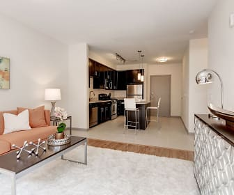Living Room, Crosswinds at Annapolis Towne Centre