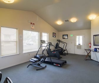 Fitness Weight Room, Mesa Village