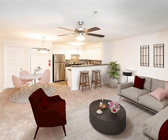 Living Room, Sutter Ranch