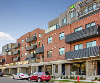 Building, 21 by Urbana