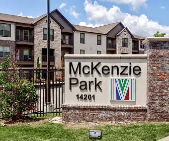 Community Signage, McKenzie Park