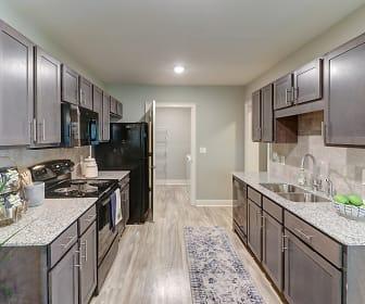 Kitchen, Villas at Spring Hill