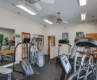 Fitness Weight Room, Bailey's Ridge