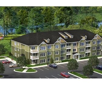 Building, Mohawk Riverfront Apartments