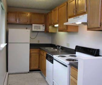 Kitchen, Celeron Suites