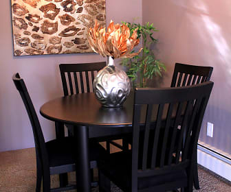 Dining Room, Rosedale Estates