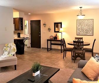 Living Room, Castlerock Apartments