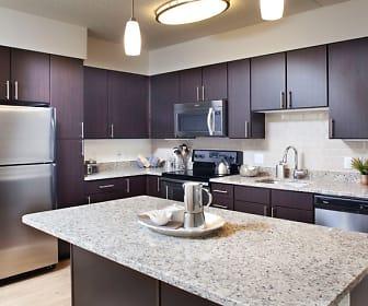 Kitchen, Avalon Natick