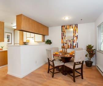 Dining Room, Blue Rock Village