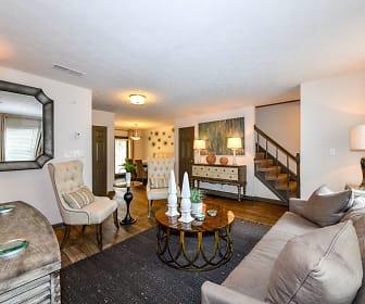 Living Room, Carlyle of Sandy Springs