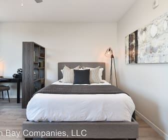 Bedroom, Henley Apartments