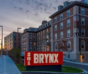 Community Signage, The Brynx
