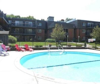 Pool, Aquarius Apartments