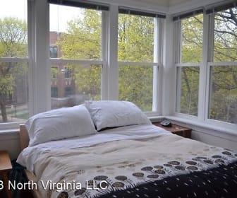 Bedroom, 4743-4753 N. Virginia
